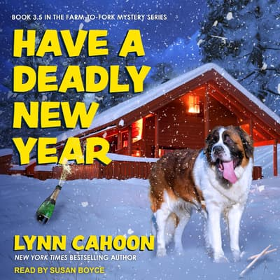 Have a Deadly New Year by Lynn Cahoon audiobook