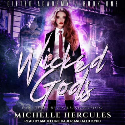 Wicked Gods by Michelle Hercules audiobook