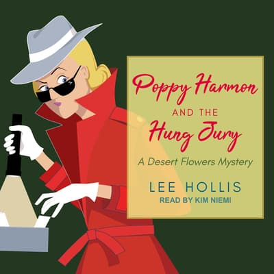 Poppy Harmon and the Hung Jury by Lee Hollis audiobook
