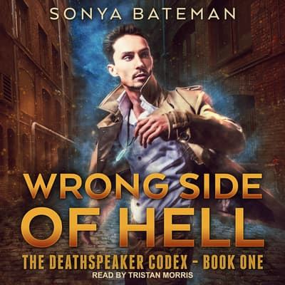 Wrong Side of Hell by Sonya Bateman audiobook
