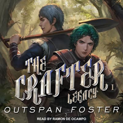 The Crafter by Outspan Foster audiobook