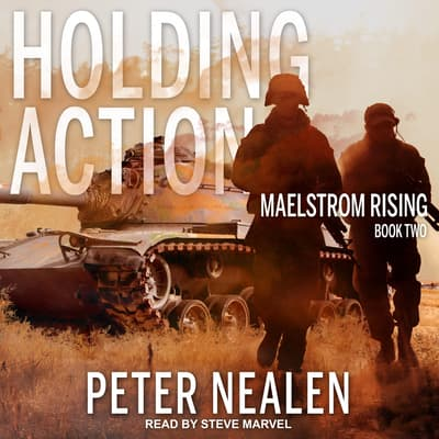 Holding Action by Peter Nealen audiobook