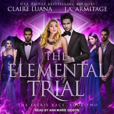 The Elemental Trial by Claire Luana audiobook