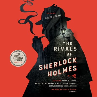 The Rivals of Sherlock Holmes by Graeme Davis audiobook