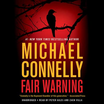 Fair Warning by Michael Connelly audiobook
