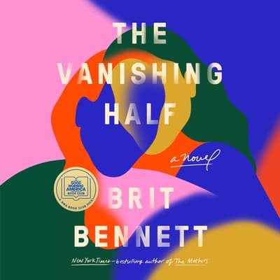 The Vanishing Half by Brit Bennett audiobook