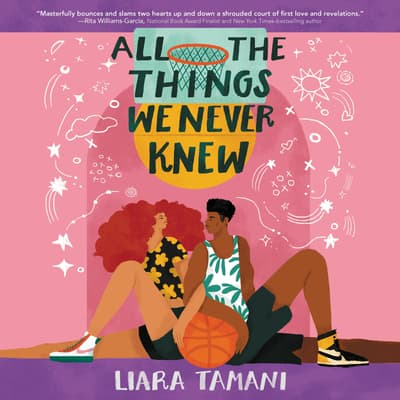 All the Things We Never Knew by Liara Tamani audiobook