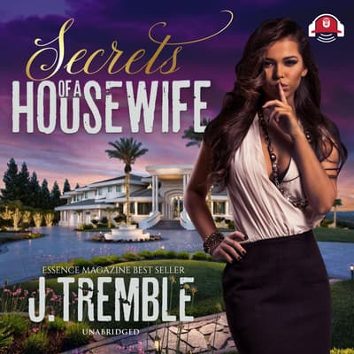 Secrets of a Housewife by J. Tremble audiobook
