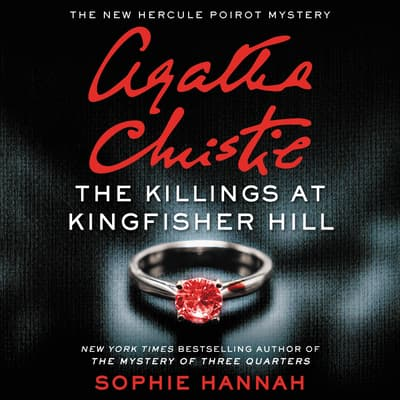 The Killings at Kingfisher Hill by Sophie Hannah audiobook