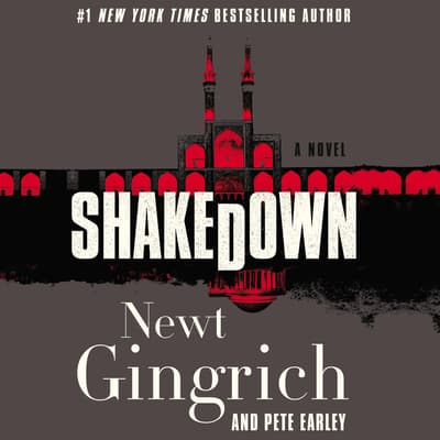 Shakedown by Newt Gingrich audiobook