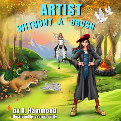 Artist Without a Brush by R. Hammond audiobook