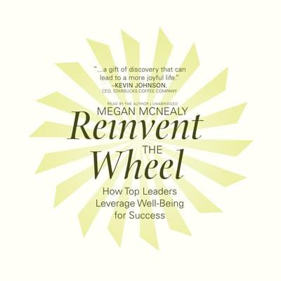 Reinvent the Wheel by Megan McNealy audiobook