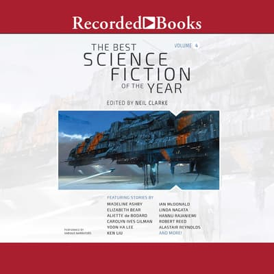 The Best Science Fiction of the Year Volume 4 by  audiobook