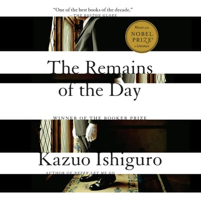 The Remains of the Day by Kazuo Ishiguro audiobook