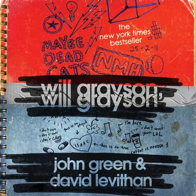 Will Grayson, Will Grayson by John Green audiobook