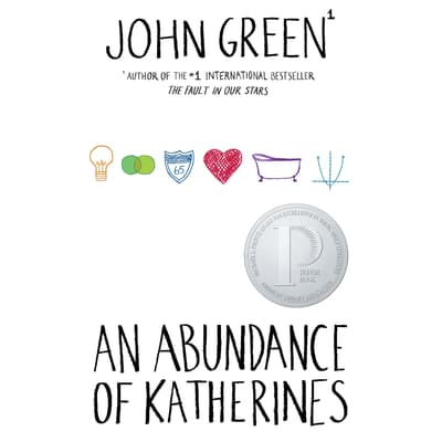 An Abundance of Katherines by John Green audiobook