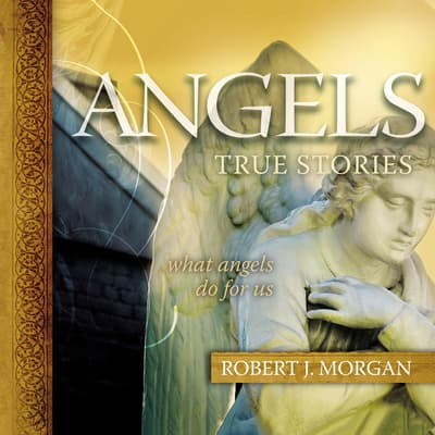 Angels by Robert Morgan audiobook