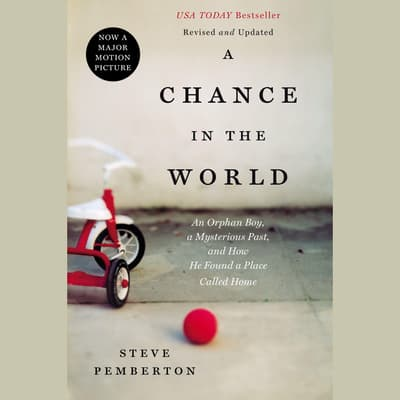 A Chance in the World by Steve Pemberton audiobook