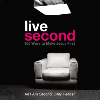 Live Second by Doug Bender audiobook