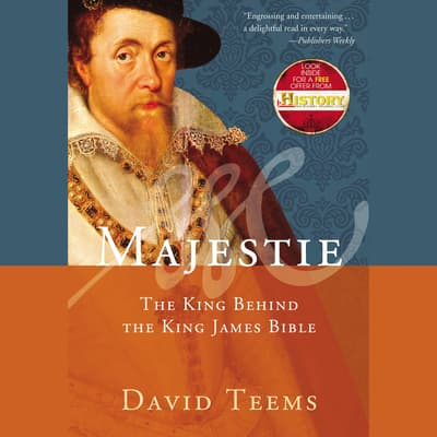 Majestie by David Teems audiobook