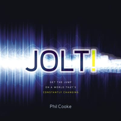 Jolt! by Phil Howard Cooke audiobook