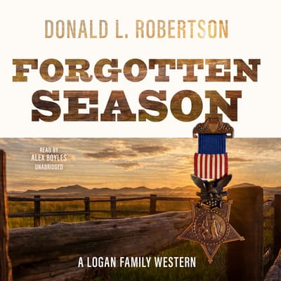 Forgotten Season by Donald L. Robertson audiobook