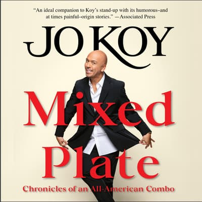 Mixed Plate by Jo Koy audiobook