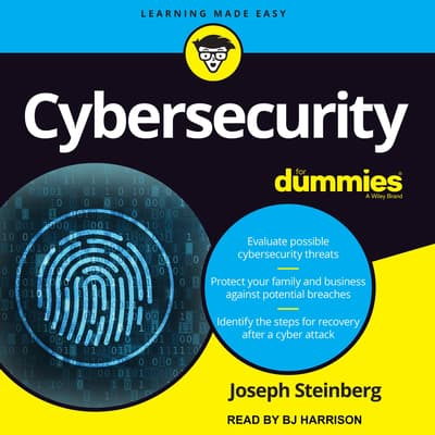 Cybersecurity For Dummies by Joseph Steinberg audiobook