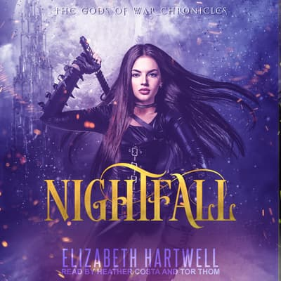 Nightfall by Elizabeth Hartwell audiobook