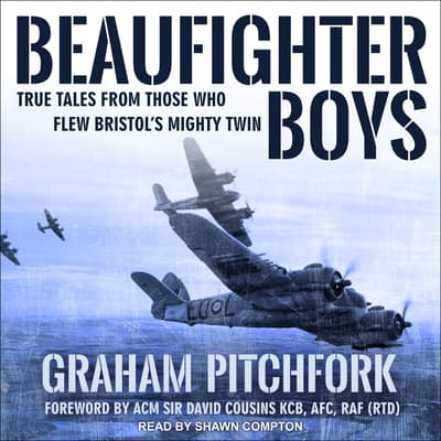Beaufighter Boys by Graham Pitchfork audiobook