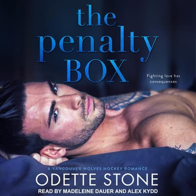 The Penalty Box by Odette Stone audiobook