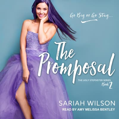 The Promposal by Sariah Wilson audiobook