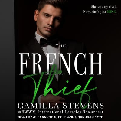 The French Thief by Camilla Stevens audiobook