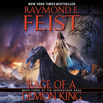 Rage of a Demon King by Raymond E. Feist audiobook