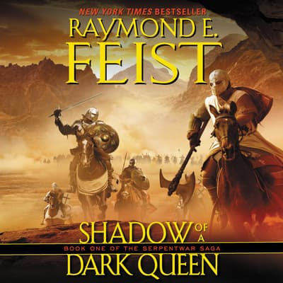 Shadow of a Dark Queen by Raymond E. Feist audiobook