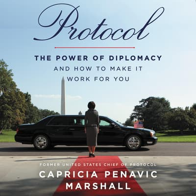 Protocol by Capricia Penavic Marshall audiobook
