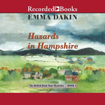 Hazards in Hampshire by Emma Dakin audiobook