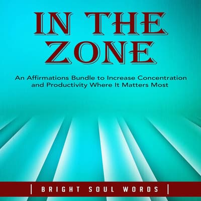 In the Zone by Bright Soul Words audiobook