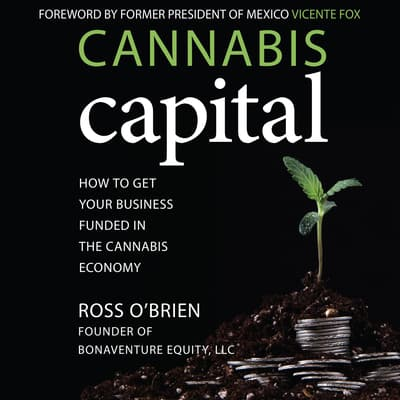 Cannabis Capital by Ross O'Brien audiobook