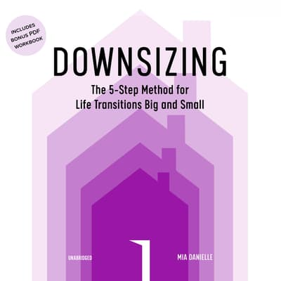 Downsizing by Mia Danielle audiobook