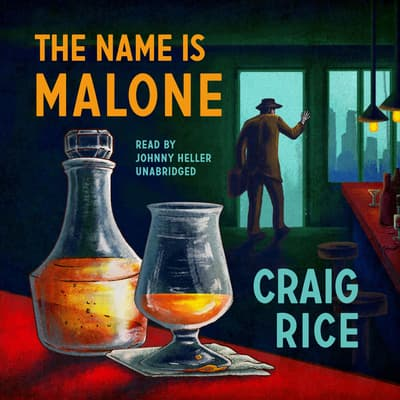 The Name Is Malone by Randolph Craig audiobook