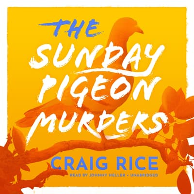 The Sunday Pigeon Murders by Randolph Craig audiobook