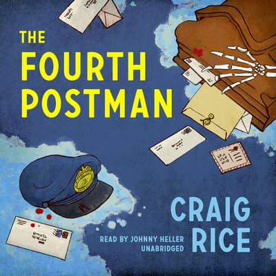 The Fourth Postman by Randolph Craig audiobook