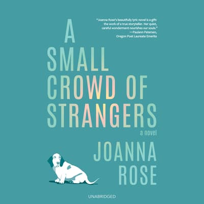 A Small Crowd of Strangers by Joanna Rose audiobook