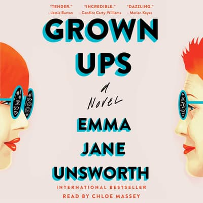 Grown Ups by Emma Jane Unsworth audiobook
