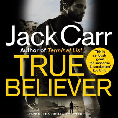 True Believer by Jack Carr audiobook