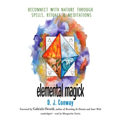 Elemental Magick by D. J. Conway audiobook
