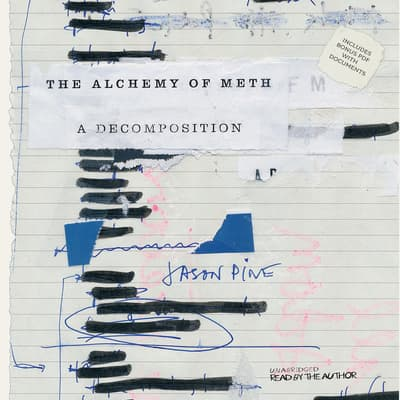 The Alchemy of Meth by Jason Pine audiobook