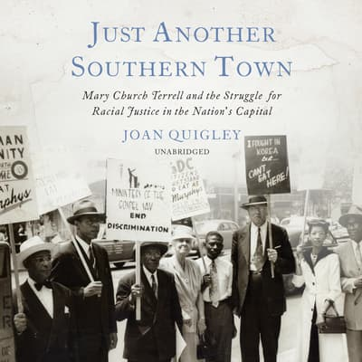 Just Another Southern Town by Joan Quigley audiobook