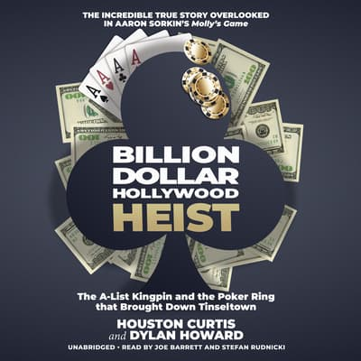 Billion Dollar Hollywood Heist by Houston Curtis audiobook